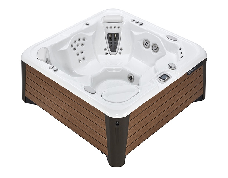 Vanguard Six Person Hot Tub Reviews And Specs Hot Spring Spas